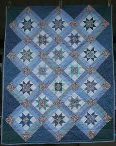 Collectible home made quilt