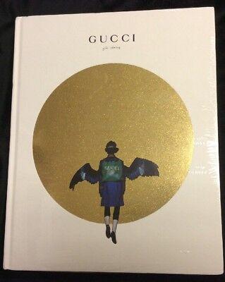 Gucci New Gucci Gift Catalog 2017 2018 Hard Cover Art by Ignasi Monreal SEALED