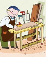 Cabinet Maker / Wood Working Professional