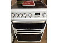 Hotpoint Cannon Gas Cooker, Oven and Grill