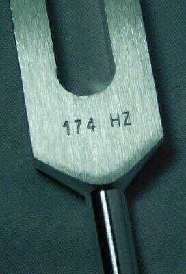 174 Hz Healing Solfeggio Tuning Fork