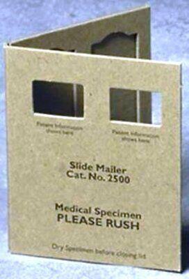 Master Case Of 720 Slide Mailer Fisherbrand Capacity For 2 Microscope Slides Fs