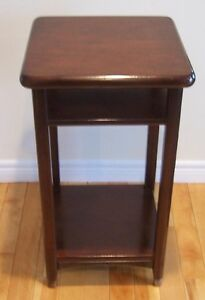 Antique Accent Table/Lamp Stand