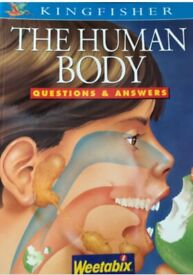 Kingfisher : The Human Body Questions & Answers (Weetabix) book