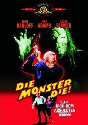 H.P Lovecraft's Die, Monster, Die! ( Horror Klassiker ) mit Boris Karloff NEU ()