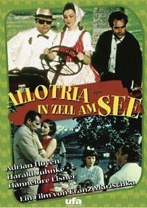 Allotria in Zell am See von Franz Marischka mit Ingrid van Bergen, Harald Juhnke