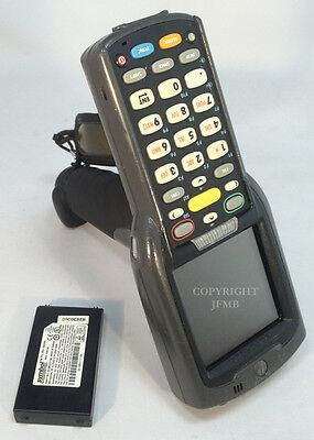 Motorola Symbol Mc3090g Mobile Computer Gun Laser Wireless Barcode Scanner Ce 5