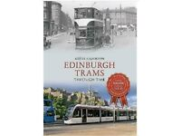 Edinburgh Trams Through Time by Keith Anderson (Paperback, 2014)