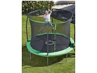 Used in excellent condition 10-FT trampoline