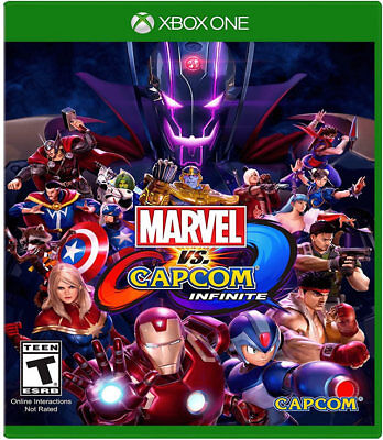 Marvel Vs. Capcom: Infinite Xbox One Xbox One, Xbox One