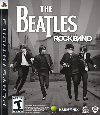 The Beatles: Rock Band (game Only) Ps3 Playstation 3