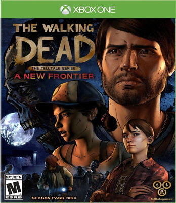 The Walking Dead: The Telltale Series A Frontier Xbox One...
