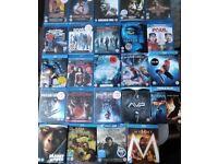Blu Ray bundle/job lot
