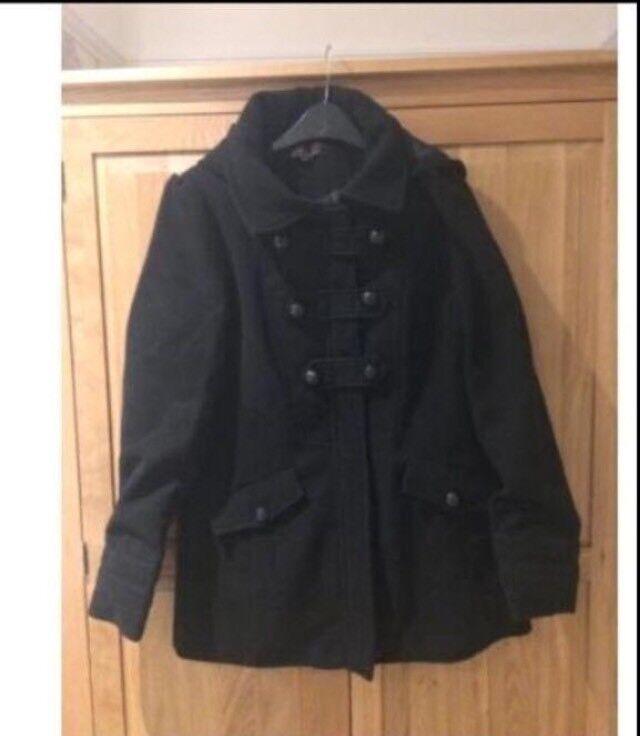 New look coat 14