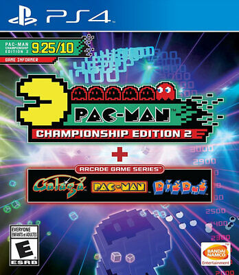 Pac-Man Championship Ed + Arcade Game Series PS4 New PlayStation 4, PlayStation