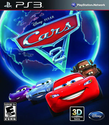 Disney Cars 2: The Video Game Ps3 Playstation 3