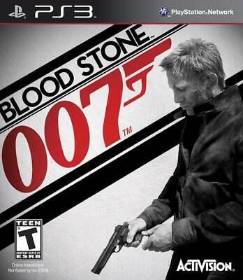 007 Blood Stone PS3 Great Condition Fast Shipping comprar usado  Enviando para Brazil