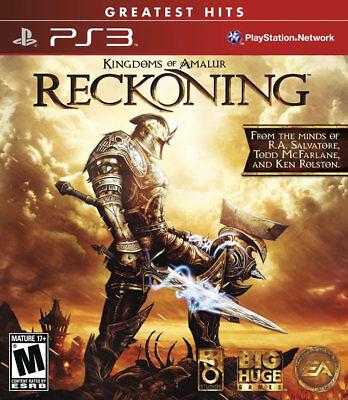 Electronic Arts Kingdoms Of AMALUR: Reckoning PS3 Playstation 3, Playstation 3