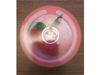 The Bodyshop Peach Body Scrub 200ml