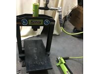 Larzep press