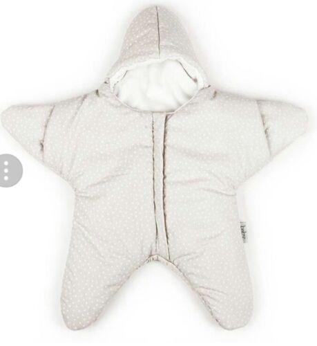 Baby Bites Schlafsack Star Beige * NEU *