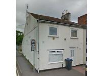 Newly refurbished, 1 bed flat Newtown, Trowbridge