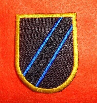 ARMY PATCH,AIRBORNE BERET  FLASH,  INTELLIGENCE SUPPORT ACTIVITY, ISA