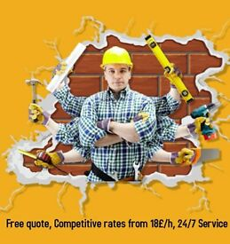 Handyman/Furniture Assembly Service from 18£/h