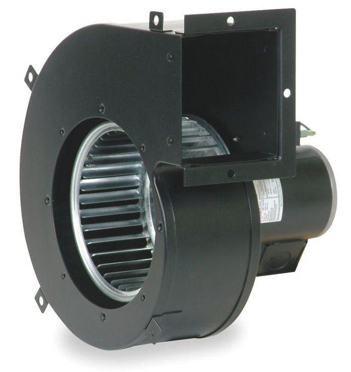Dayton High Temperature Blower 129 CFM 3250 RPM 115 Volts (4C941) Model 1TDV2