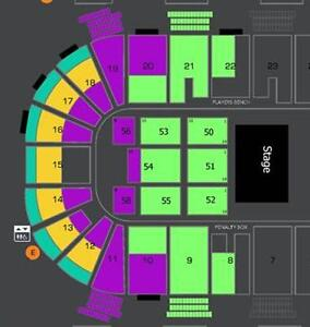 AMAZING CONCERT FLOOR TICKETS (and other shows) !!!
