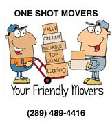 Call To Book Our Friendly, Qualified Movers (289) 489-4416