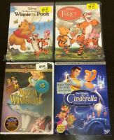 Disney DVDs $5 each