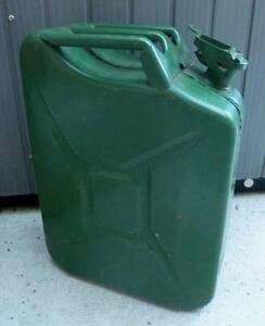 20 Lt Metal Petrol JERRY CAN - Used Bomaderry Nowra-Bomaderry Preview