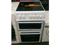 Hotpoint Ceramic Cooker & 6 month warranty included