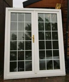 UPVC French Door VGC 1800x2130 delivery available