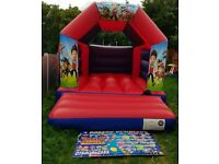 Bouncy Castle hire all areas covered