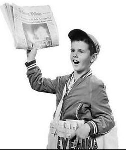 Newspaper Carrier Wanted Canmore