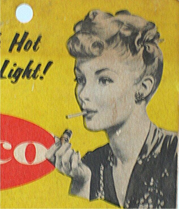 Vintage Casco After Market Car Pop Out Lighter - New Old Stock