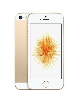iPhone se 16go gold