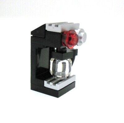 1 Moc (LEGO 1x Kaffee-Maschine mit Kanne (MOC) Neuteile. FARBAUSWAHL)