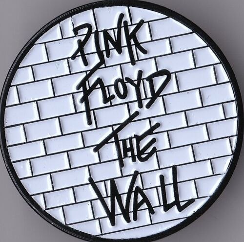 PINK FLOYD - THE WALL - ENAMEL WITH DOUBLE PIN