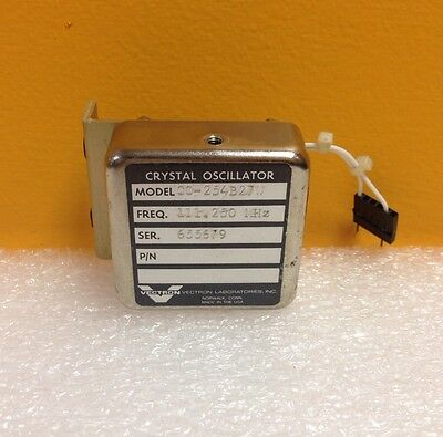 Vectron Co-254b27w 111.250 Mhz Crystal Oscillator