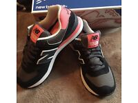 Women's New Balance 574 trainers size 6