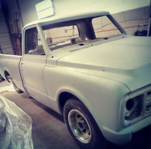 1967 c10 project!!