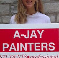 A-jay student painters