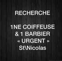 Coiffeuse Barbier