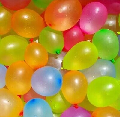 Water Balloons Total-300 ballons Lot pack Water Sports and Summer Fun Party USA](Water Ballon)