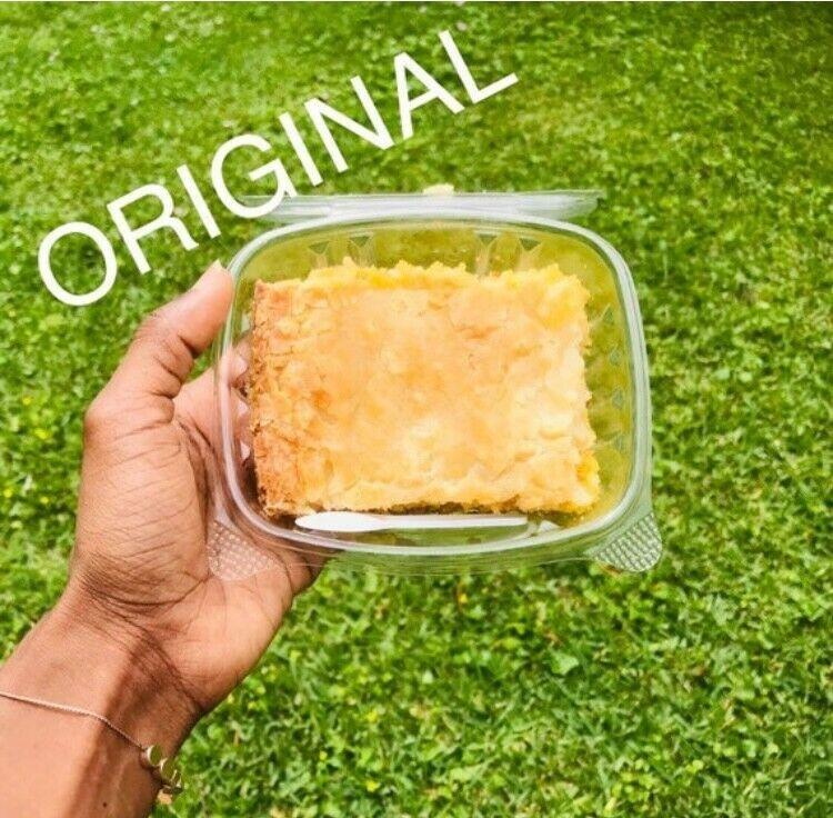 Ooey Gooey Butter Cake - Original, Homemade, Quality Cake