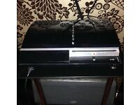 PS3 with 5 games !!