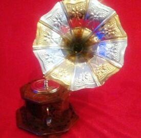 Ornamental vintage style Gramophone